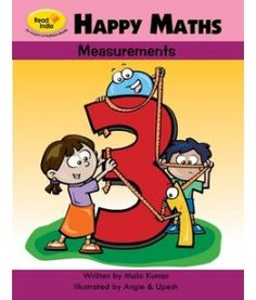 Happy Maths 3- Stories with measurements