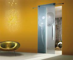 Coloured and decorative glass Enalios - Casali