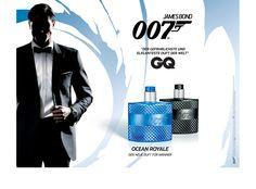 James Bond 007 Ocean Royale Eon Productions for men Pictures