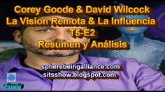 Corey Goode en español: La Vision Remota & La Influencia - Resumen & Ana...