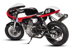 Ducati GT1000 Cafe Racer by Maria Motorcycles #motorcycles #caferacer #motos | caferacerpasion.com