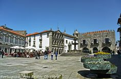 Praça da República - Viana do Castelo - Portugal, via Flickr.