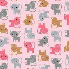 Ann Kelle - Urban Zoologie Part 6 - Kittens in Blush