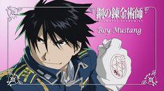 Roy Mustang #5 - Fullmetal Alchemist