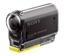 New Sony Action Cam POV (Point Of View) HDR-AS20