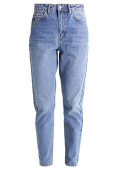Vêtements Topshop Jean boyfriend - mid denim denim bleu: 55,00 € chez Zalando (au 08/04/17). Livraison et retours gratuits et service client gratuit au 0800 915 207.
