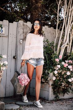 VivaLuxury - Fashion Blog by Annabelle Fleur: EASY SUMMER SEPARATES