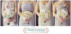 wedding details, wedding flower ideas, bouquet ideas, pastel colors, j. crew bridesmaid dresses, new jersey wedding, vanessa joy photography - NJ Wedding