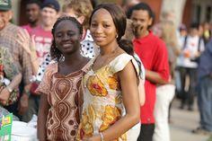 The Micronesian/International Student Festival