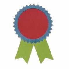 Sizzix Bigz Die - Award Ribbons