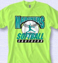 custom softball shirt design classic pitch desn 870c1 - Softball Jersey Design Ideas