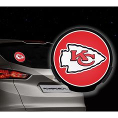 Kansas City Chiefs NFL Power Decal