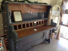 17 Creative Ideas For Repurposing An Old Piano Upcycle