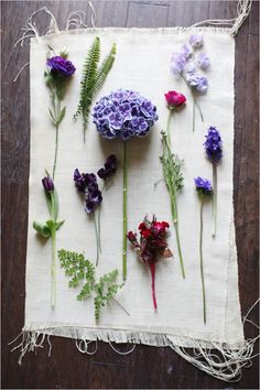 Flower Guides in every color! Perfect for weddings or outdoor planting.