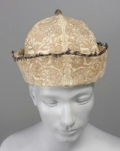 Man's Cap - early 18th century
