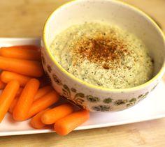 Raw Vegan Hummus