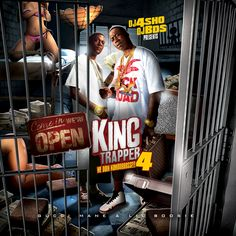 Lil Boosie & Guccie Mane - King Trapper Vol. 4