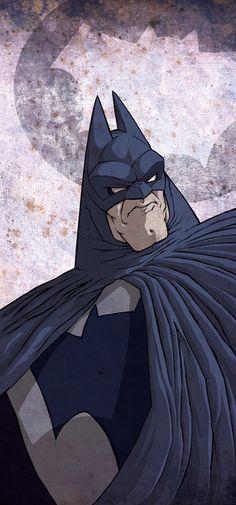 Batman by Dave Merrell