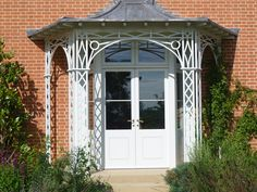 Perfect Michael Jacques   LCG FWCB Master Blacksmith   Forge Ahead Ironworks Ltd    Artistic Metalwork   Wrought Iron Gates   Wrought Ironworks. Entry Canopy