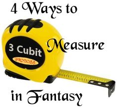 Four ways to measure in fantasy. World building. How much? How far? How Heavy? How long? You've taken your readers into a brand new world, painted landscapes and cities with your prose, and devised a plot filled with magics and creatures. And then you try to describe someone, and you tell the reader that are 1.8m tall. (cue screeching brakes sound effect) A …