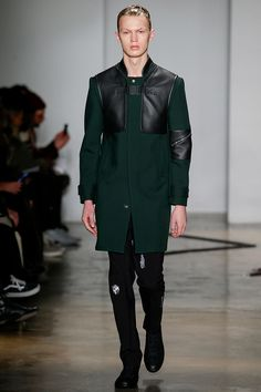 Tim Coppens Fall/Winter 2015 New York
