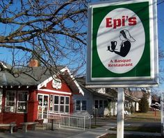 Epi's. Amazing Basque Food. Pricey, but worth every penny. :) Reminds me of life in Spain.