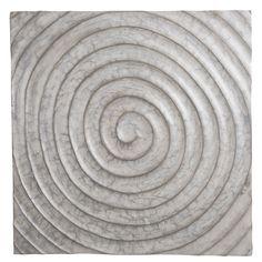 Wandpanelen - panel Ellora wood circle stone L Wood Circles, House Design, Stone, Interior Ideas, Miami, Sunset, Ellora, Home, Rock