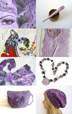 Murasaki by C Hardy on Etsy--Pinned with TreasuryPin.com