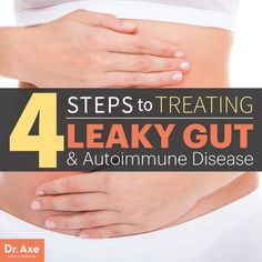 Treating Leaky Gut and Autoimmune Disease - Dr. Axe