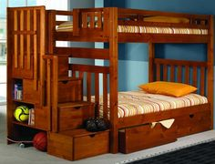 bunk bed plans with stairs decor inspiring on furniture design