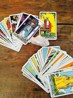 Try this simple reading to get started with Tarot. Remember - practice makes magic! | Psychic Development