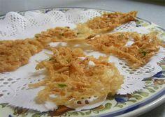 tortillitas de camarones restaurante Los Remos