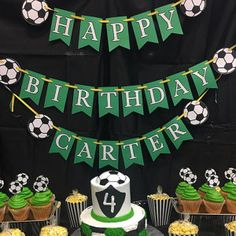 Soccer Birthday Parties, Football Birthday, Soccer Party, Toy Story Birthday, Toy Story Party, Boy Birthday, Mickey Mouse Parties, Mickey Mouse Birthday, Sofia Party