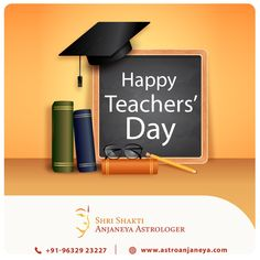 Teachers are the only person who always helps others to gain knowledge. Astro Anjaneya wishes you all teachers a very Happy Teacher's day. #TeachersDay #TeachersDay2020 Be Patient With Me, Happy Teachers Day, Vedic Astrology, Lucky Day, Birth Chart, Teachers' Day, Tarot Reading, Helping Others, Gain