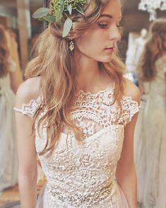 White Ivory Lace Flower Girl Dresses 2017 Tank Long Girls First Communion Dress Pagaent Dress vestidos primera comunion 2016 from Reliable dresses plus size girls suppliers on Bright Li Wedding Dress Wedding Bells, Boho Wedding, Dream Wedding, Rustic Wedding, Wedding Fun, Garden Wedding, Wedding Bride, Wedding Colors, Wedding Attire