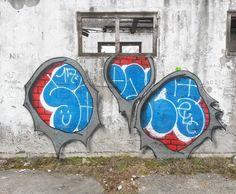 SARME @sarme_one  _______________________ #madstylers #graffiti #graff  #style #colorful #graffporn #stylewriting #summer #sprayart #graffitiart