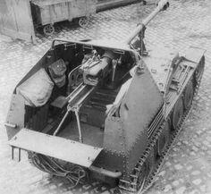 Panzerjäger 38(t) mit 7,5 cm PaK 40/3 Ausf. M « Marder III » (Sd.Kfz. 138) | by Panzer DB