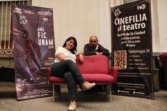 Inicia gira en Puebla del Festival de cine de la UNAM