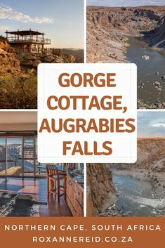 Gorge Cottage in Augrabies Falls National Park, South Africa, has wonderful views of the Orange river gorge Augrabies Falls, All About Africa, Solar Panel Installation, Slow Travel, Africa Travel, Virtual Tour, Nice View, How To Fall Asleep, South Africa
