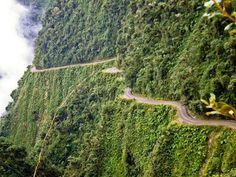 Bolivia Death Road Camino a las Yungas