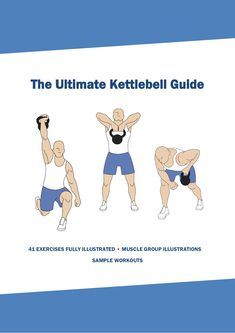 The Ultimate Kettlebell Guide by Kevin Butters via slideshare
