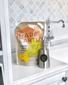 "earth ""There are so many positives about this baby, but my favourites are how good it is for the environment, its affordability and its essential oil smell!"" We love hearing how much you're all loving Happi! Eucalyptus Essential Oil, Orange Essential Oil, Essential Oils, Plastic Waste, Laundry Detergent, Plastic Bottles, Household, Environment, How Are You Feeling"