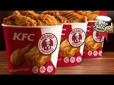 Comment faire du poulet KFC | FastGoodCuisine - YouTube