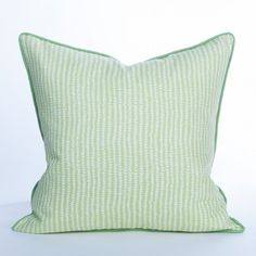 Kelp Line Pillow - South Beach Collection |  Beach Pillow | Coastal Pillow