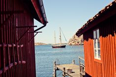 Saaristo Boathouse, Archipelago, Peace Of Mind, Countries, Travelling, Sailing, Coastal, Beautiful Places, Interiors