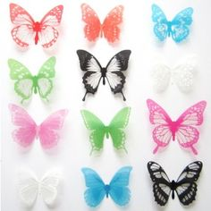Elegant butterfly Accessories for Home