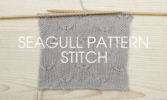 Fancy a new stitch to sink your needles into? Well, look no further! In this week's Something for the Weekend instalment, we have the brilliant seagull stitch! The Seagull Stitch uses the simple method of slipped stitches to give a slight smocked effect to your knitting. Give it a go on sweaters and scarves for a unique …