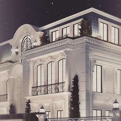 Architecture design by IONS DESIGN - Private Mansion