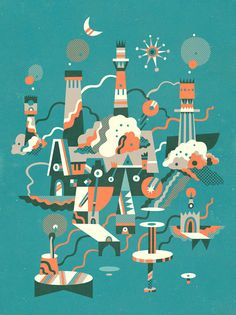 Industry - Matt Lyon