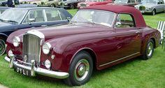 1958 Bentley Continental S1 Cabrio by Park Ward